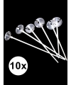 Ballonstaafjes 10 stuks