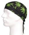 Bandana cap wietblad/Marihuana
