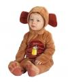 Beren kostuum voor baby's