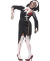 Bloedende zombie non kostuum