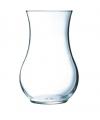 Bloemenvaas glas 20 cm