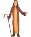 Bruin herders kostuum voor kinderen