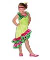 Caribien jurkje voor meisjes