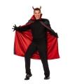 Dracula cape voor heren