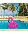 Grote flamingo zwemband 120 cm