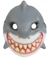 Haaien kindermasker foam