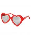 Hartjes zonnebril voor kids