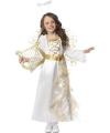 Kerst engel kostuum voor kinderen