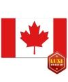 Luxe vlag Canada