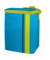 Neon blauwe Thermos koeltas 9 liter