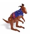 Opblaasbare Australia kangoeroe
