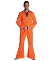 Oranje heren kostuum