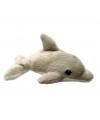 Pluche dolfijn sleutelhanger 10 cm