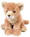 Pluche leeuwen welp knuffel 30 cm