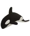 Pluche orca knuffel 30 cm