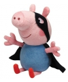 Pluche Peppa Big George held 15 cm