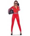 Race kostuum voor dames