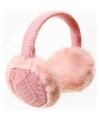 Roze oorwarmers voor volwassenen