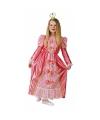 Roze prinsessen jurk voor meisjes