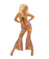 Seventies catsuit voor dames