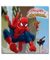 Spiderman Warriors servetten 20 stuks