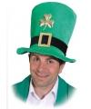 St. Patricks day hoge hoed