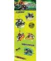 Stickervel Teenage Ninja Turtles