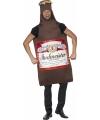Studmeister bierfles kostuum
