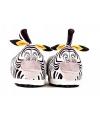 Volwassenen Madagascar zebra Marty sloffen