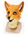 Vossen masker voor volwassenen