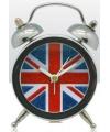 Wekker Union Jack 5 cm