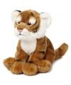 WNF pluche tijger knuffel zittend 23 cm