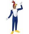 Woody Woodpecker kostuum volwassen