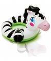Zebra zwemband